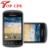 Reformado blackberry curve 9380 original teléfono 5.0mp cámara de 3.2 pulgadas de pantalla táctil del gps wifi de banda cuádruple teléfono