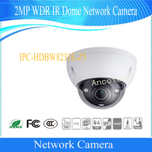 Free Shipping DAHUA Surveillance Camera 2MP WDR IR Dome Network Camera IP67 IK10 with POE without Logo IPC-HDBW8231E-Z5