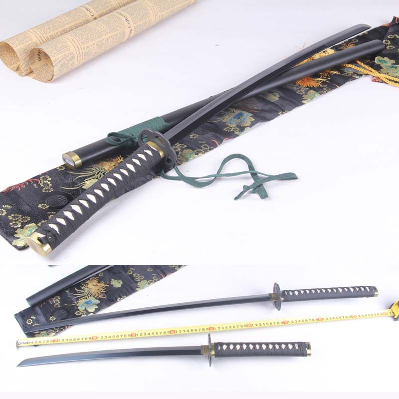 Hakuouki Yukimura Chizuru's sword katana Cosplay props Suitable for personal hobby collection home decor