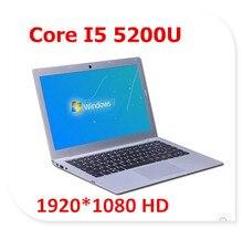 "13.3"" In-tel Core I5 5200U laptop computer 1920*1080 HD screen aluminium ultrabook notebook 4GB ram 128GB SSD USB 3.0 HDMI(China (Mainland))"
