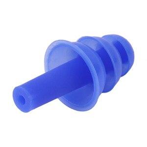 Image 4 - Bouchons doreille en mousse souple, isolation auditive, avec prise de sommeil anti bruit et réduction du bruit