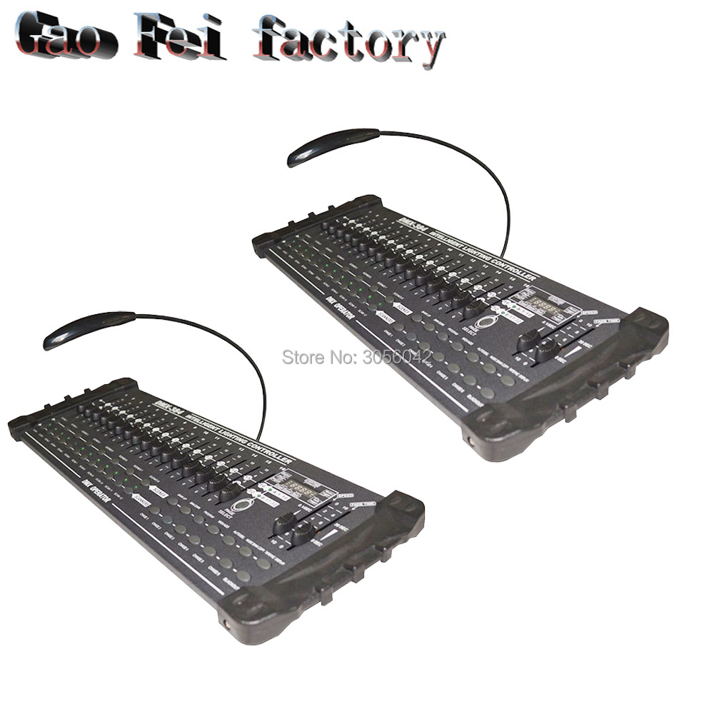 Big Discount 2XLot 384 Channels 384 controller For Stage Lighting DMX 512 DJ указатель ветра duckdog увм 10384 384