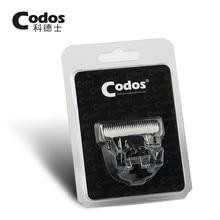 Original Ceramic Titanium Blade for Codos CHC 961/960/968/T8/916/912 Hair Clipper Trimmer Knife Replacement Cutter Head