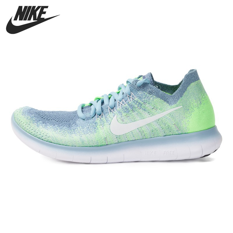 1ef57b64c7fc Original New Arrival 2017 NIKE FREE RN FLYKNIT Women s Running Shoes  Sneakers
