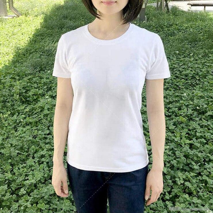 日本推出妄想乳沟T恤!乳沟若隐若现效果贼逼真!