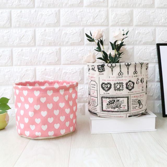 Cotton Storage/Organizer Box