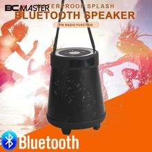 Mini Sound Box Wireless Bluetooth Speaker Loudspeaker Outdoor Music Player FM Radio Bass Support TF Card with MIC