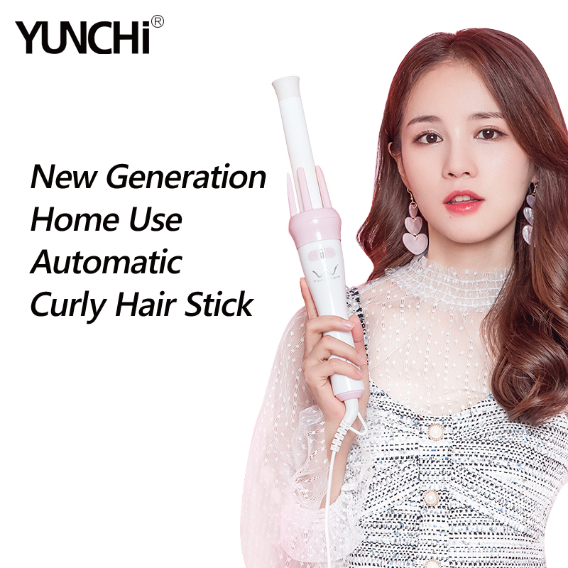 Automatic Curly Hair Stick Hair Curler F
