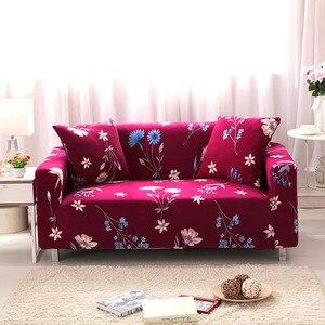 Image 5 - Fundas elásticas para sofá de 24 colores, fundas para sofá de cuatro estaciones, Fundas protectoras para sofá de poliéster, fundas para sofá, toallas para sofá de 1/2/3/4 plazas