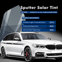 Sputtering Solar Control IR Blocking Films With High Quality 60inx20in 1 52x0 5m