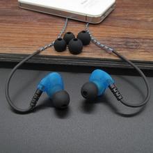 1.2m Best Sport Earphones Waterproof Headsets Running earphone With Microphone headset For Xiaomi Smart Phones MP3 4 Player