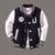 2-14 T Bebê Menino Roupas Meninos Jaqueta de 2017 Primavera Carta Meninos Outwear Para Crianças Da Marca Crianças Casacos Para Basebol dos meninos Sweatershirt