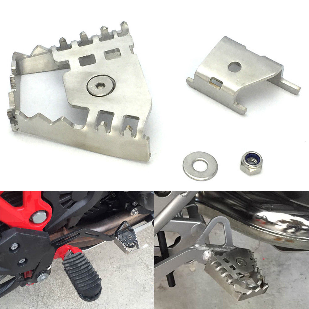 Motorcycle Brake Lever Extension Enlarge Fit For BMW R1200GS High Quality