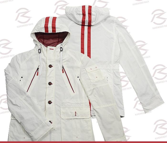 Masked Rider/Kamen Rider Mach Jacket,White Cosplay Costume! Acceptable Order, Halloween Performance