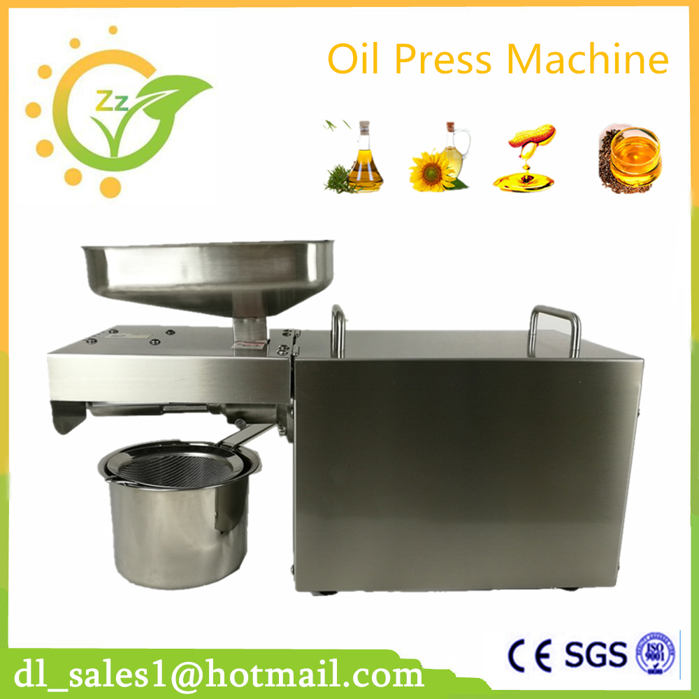 Brand New Seed Oil Extraction font b Machine b font 110V 220V Small Electric font b