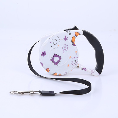 5 Meter Pet Leash Automatic Retractable Dog Harness Small And Big Sized Pet Supplies Cat Traction Dog Collar Pet