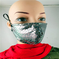 10pcs/Pack New Hipster Performance Masks Rock Stage Masks Men And Women Personalized Dustproof Fashion Breathable Masks