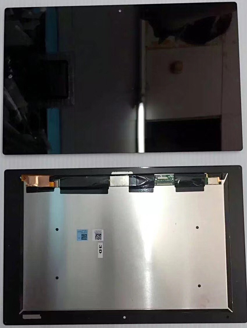 Laptop LCD Display Panel + Touch Screen Digitizer Assembly For Sony Xperia Tablet Z2 SGP511 SGP512 SGP521 SGP541 SGP551 SGP561