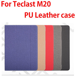 For Teclast M20  10.1inch tablet PU Leather case