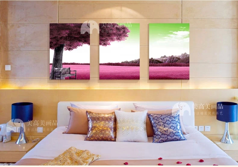 3 piece canvas wall red black living room painting on canvas diy oil painting god of war game large paint by number kits