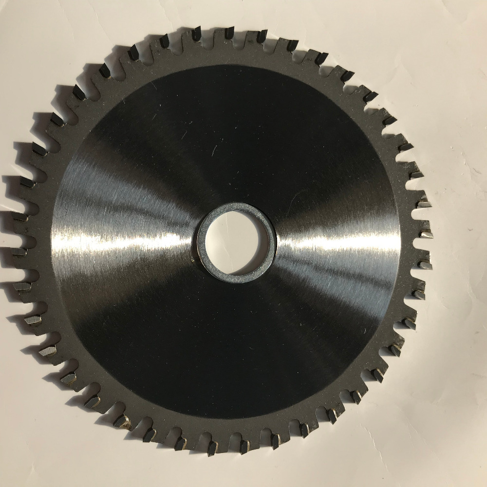 Free Shipping Of 1PC Professional Grade 110*20*40Z TCT Saw Blade Slitting Disc For Thin Iron And Aluminum Copper Profile Cutting