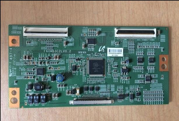 LOGIC BOARD F60MB3C2LV0.2 LCD board for LJ94-03503F printer  T-CON connect board люстра linvel lv 9053 3 white