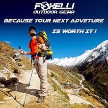 New Durable Adjustable AntiShock Hiking Trekking Walking Pole Cane Stick Crutch