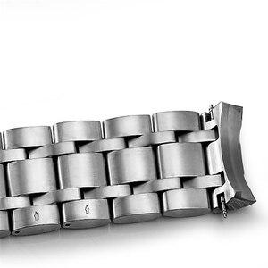 Image 3 - สแตนเลสสตีลนาฬิกาสายคล้องคอ 18 มม.,22 มม.,23 มม., 24 มม.สำหรับ Tissot 1853 T035 (เท่านั้น) ผู้หญิง/ผู้ชาย Watchband