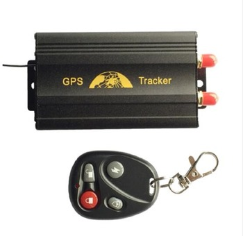 TK103B Gps Tracker SMS/GPRS/GSM GPS Vehicle Tracker Locator with Remote Control Anti-theft Car Alarm System SD/SIM Card chonchow mini gsm gprs tracker real time listen micro gps tracker for children vehicle car quad band gsm controller alarm