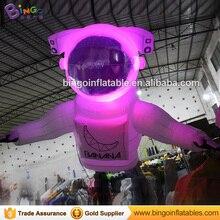 Надувные пилот/астронавта/космонавта шар Мультфильм 2.5 м для событий-надувные игрушки