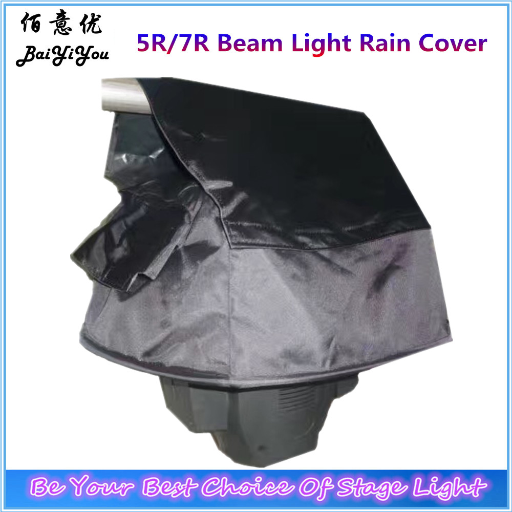 Orderly 10pcs Stage Lighting Effect Led Par Rain Cover,stage Lights Rain Covers Led Par Light Rain Cover Waterproof Stage Lighting Umbrella Parled Pub Commercial Lighting