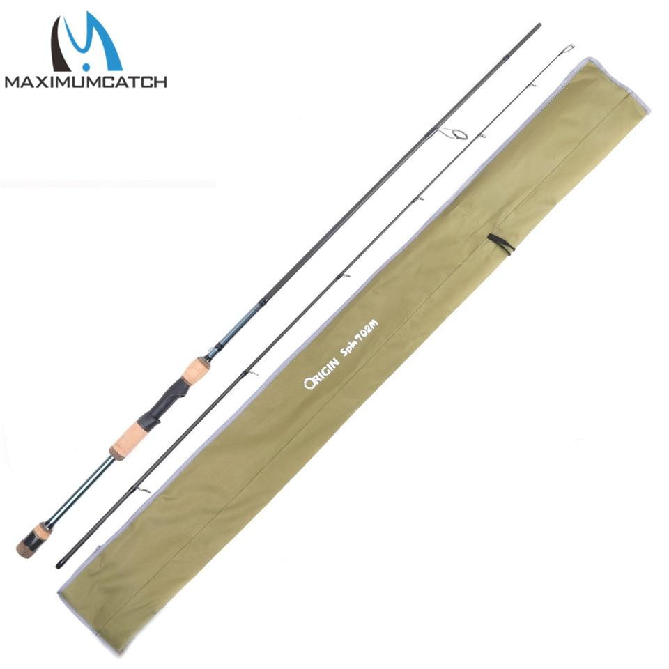 Maximumcatch ORIGIN Fishing Rod 69 7 Medium Power 4-10lbs 6-12lbs Fast Action Spinning Rod