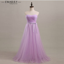 Wholesale strapless evening gown