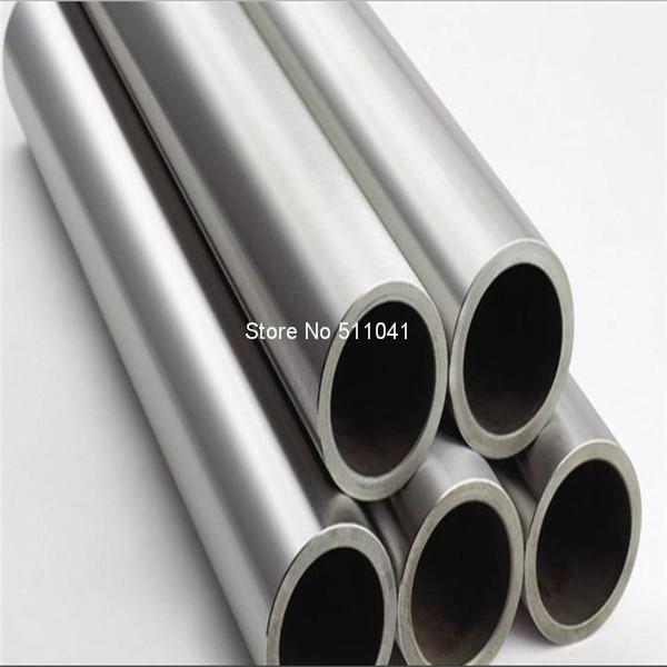 1pcs Titanium SEAMLESS tube titanium pipe OD60mm Inner 50mm thickness 5mm Length 1000mm,tubo de titanio free shipping