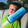 Crianças Cinto de Segurança Do Carro Capa de Almofada Crianças Shoulder Harness Almofada Macia Travesseiro Sono Faux Suede Alta Qualidade Cinta Acessórios Do Carro
