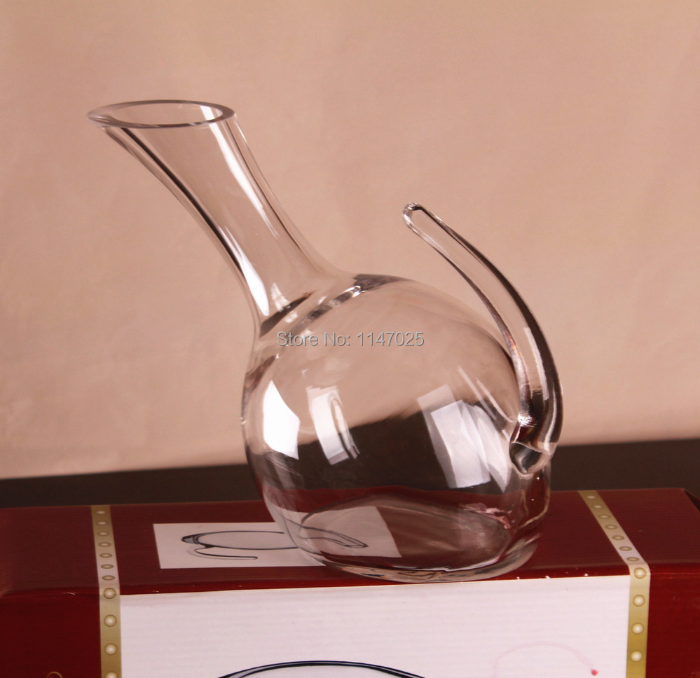 1pc longmint home 1000ml glass spout wine decanter aerator russian guests must standardize address informationpls add your full name which is included my namesurnamefather name thanks for your supports floridaeventfo Gallery