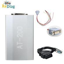 Для BMW AT-200 AT200 ECU чтение данных, программист и сканер OBD Изготовитель: БД Поддержка MSV90 MSD85/87 обновление онлайн бесплатно