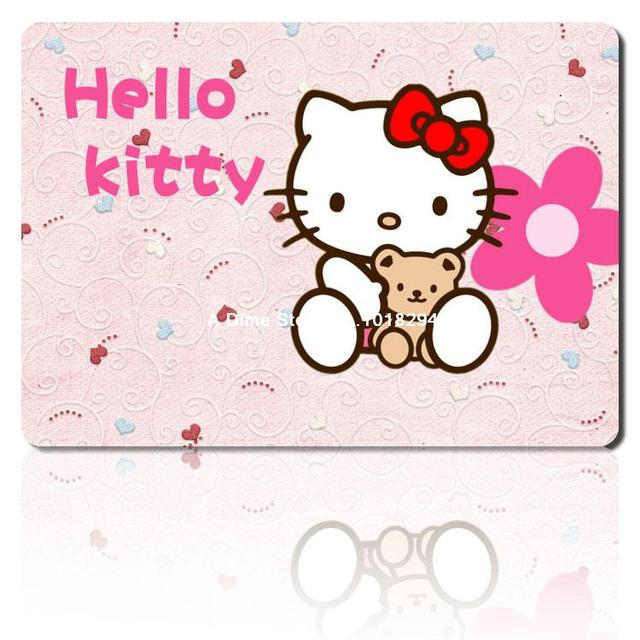 9ab5067a3 hello kitty mouse pad Cute cartoon mousepad laptop anime mouse pad gear  notbook computer gaming mouse pad gamer play mats