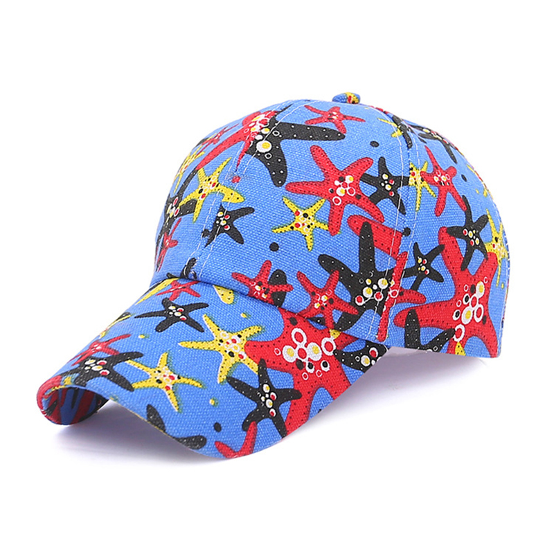 Brand new baseball cap unisex adjustable Sun protection sunshade sun hat snapback Graffiti print hip hop cap in Men 39 s Baseball Caps from Apparel Accessories