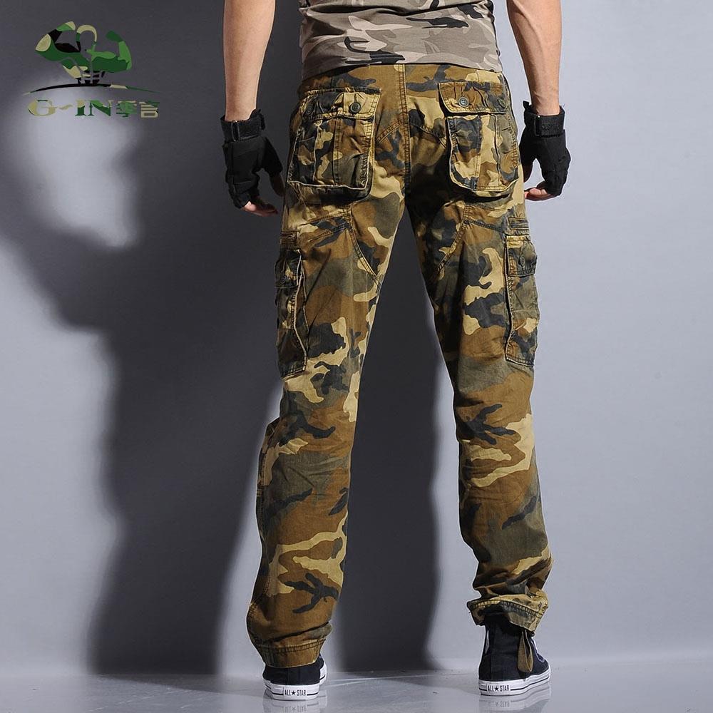 Armee Tactical Uniformhosen Armee der Militärkampfmänner taktische - Herrenbekleidung - Foto 2