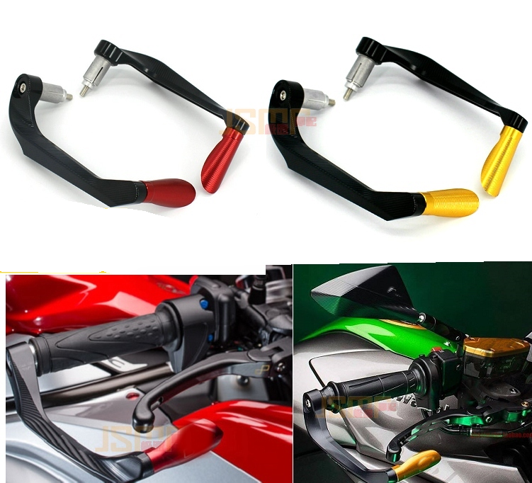 7/8 Motorcycle Hand Protector Motorbike Brake Clutch Levers Guards Falling Protection For Kawasaki Ninja 1000 600 Accessories +