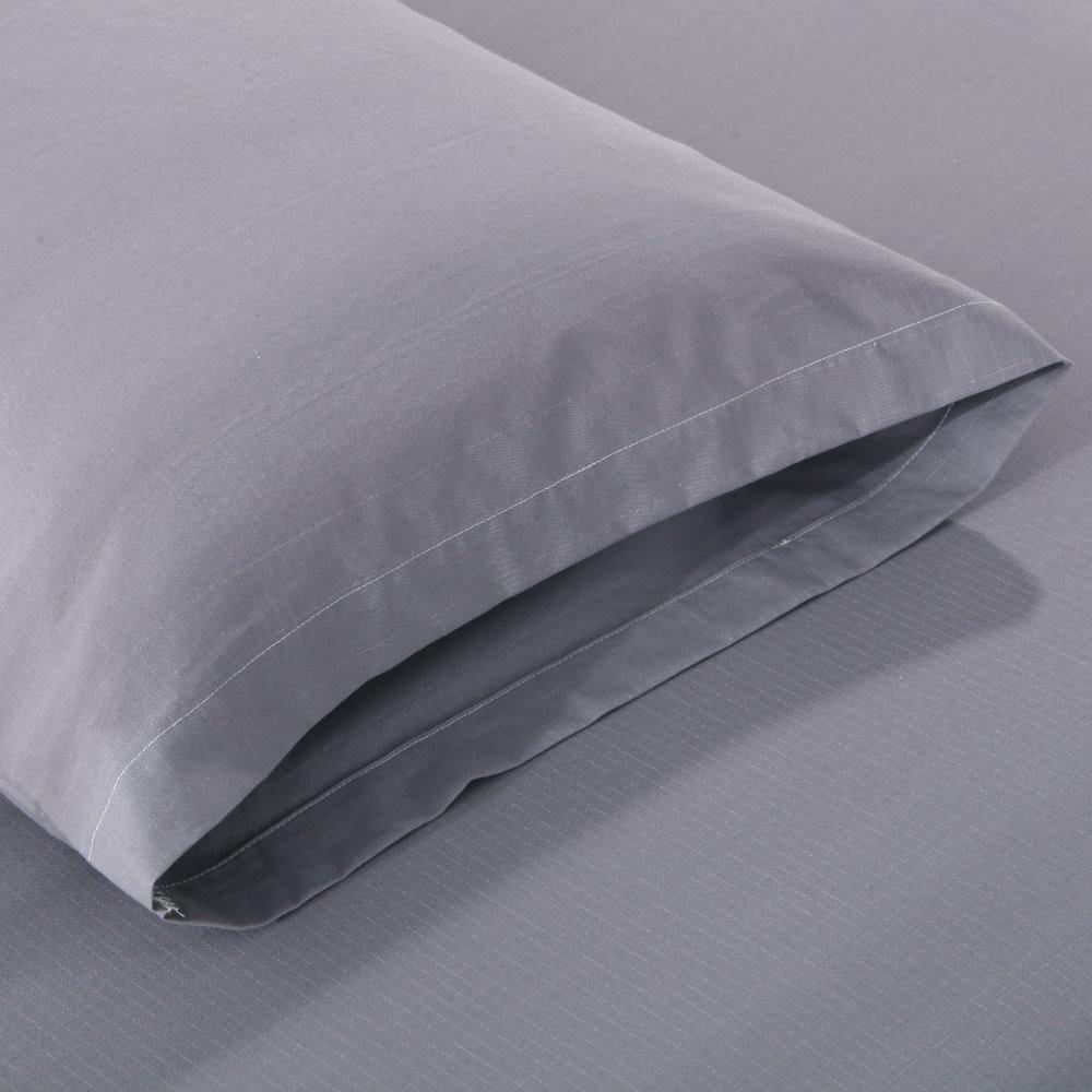 Funda de almohada para orejeras (50x75 cm) juego de 2 piezas de algodón conductivo de plata revitalizan y revitalizan el color gris-in Funda de almohada from Hogar y Mascotas    3