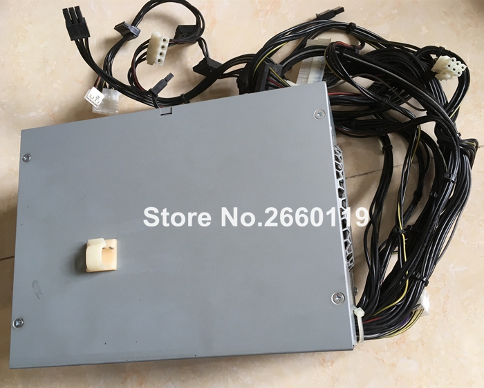 Power supply for XW8600 DPS-1050CB A 440860-001 442038-001, fully tested server power supply for dell poweredge c1100 dps 650sb 8m1hj 650w fully tested