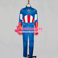 Captain America Steve Rogers Avengers Jacket Coat Movie Cosplay Costume Tailor made[G814]