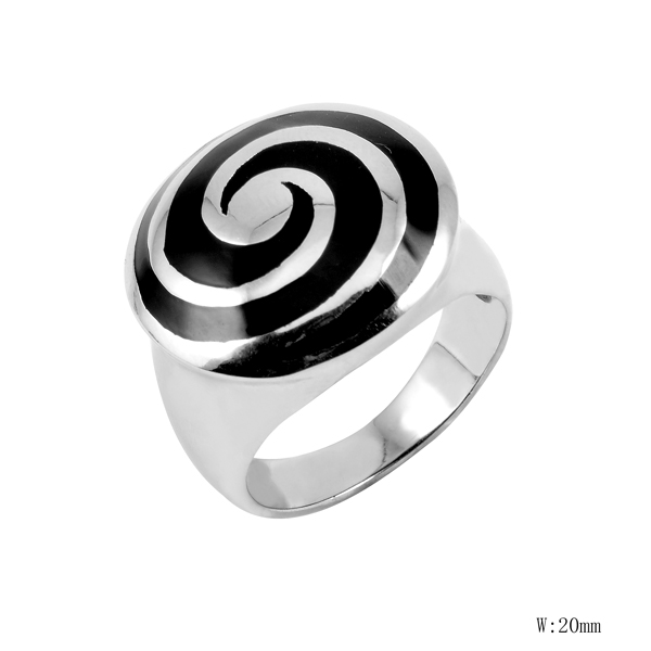 CR-91 High Quality 316L Stainless Steel Fashion Ring Wholesale Men/Women Gift Jewelry Finger Ring Lover Couple Ring