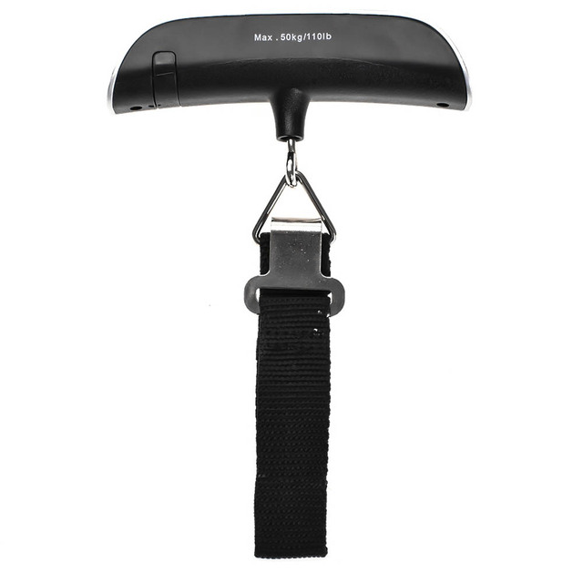 Portable Travel Luggage Scale: Digital and Easy to Use