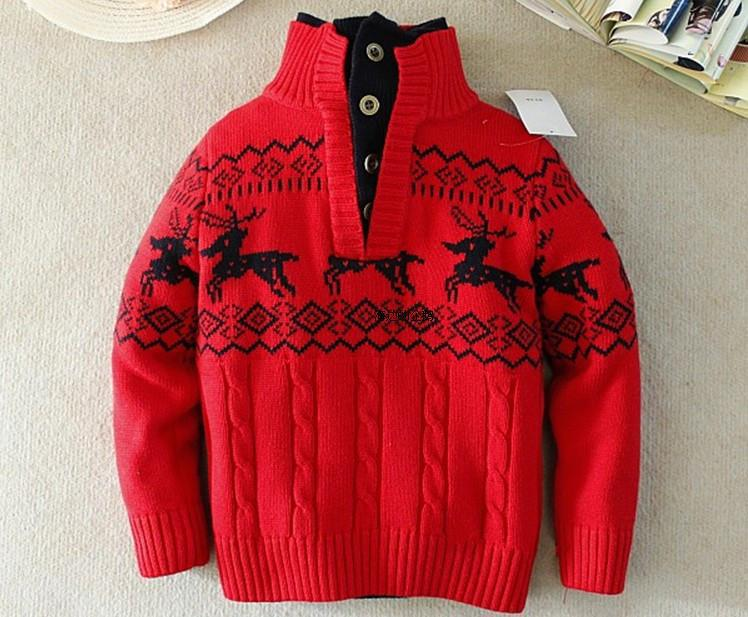 Baby Sweaters  Kids Boys Spring Autumn Infant Cardigan for Girl Sweaters Baby Turtleneck Knitting Clothing Children Outerwear 3