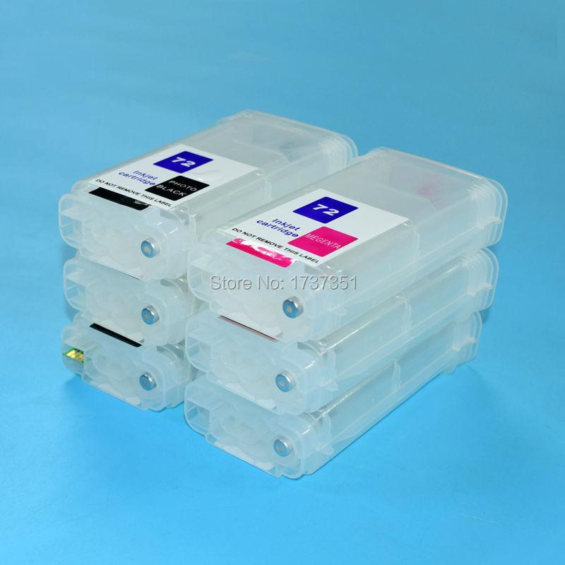 boma.ltd 130ml ARC- ով HP72 թանաքային քարթրիջով HP 72- ի համար HP Designjet t610 t620 t770 t790 t1100 t1120 t1200 t1300 t2300