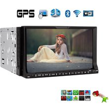 Brand New Arrival!In Dash Car DVD Player Pure Android 4.4.4 Car Stereo GPS Navigation 2 din Car Radio HD Capacitive Touch Screen
