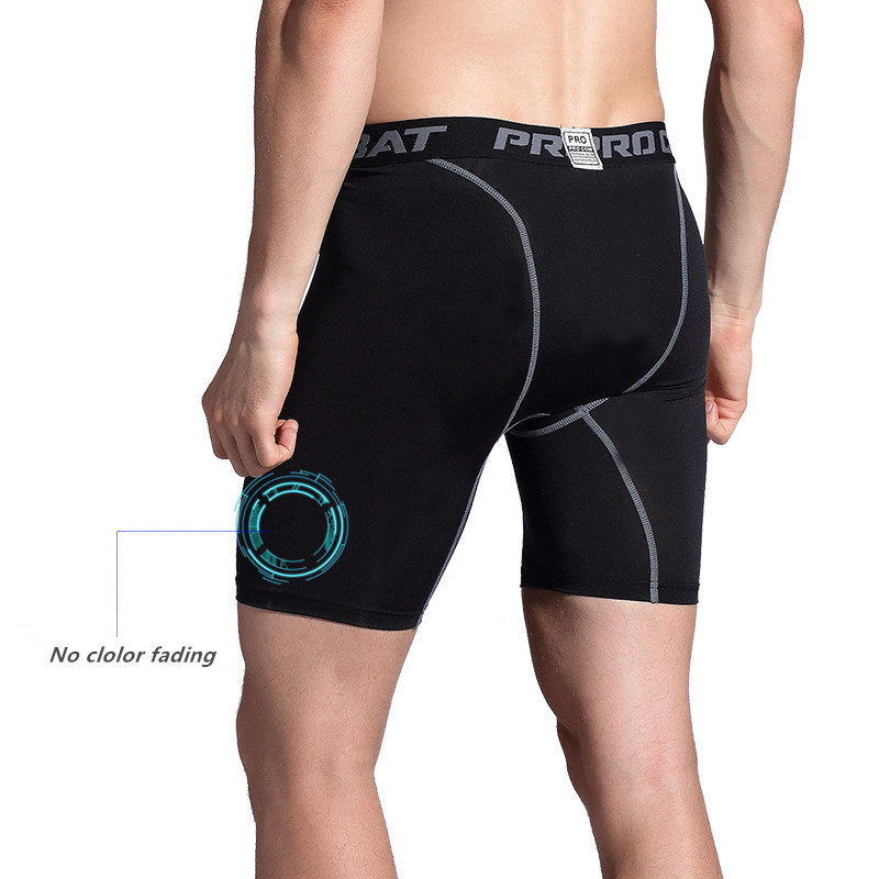 Closeout DealsShorts-Tights Compression Under-Base-Layer Gym Half-Athletic Mens 3XL Riding Quick-Drying
